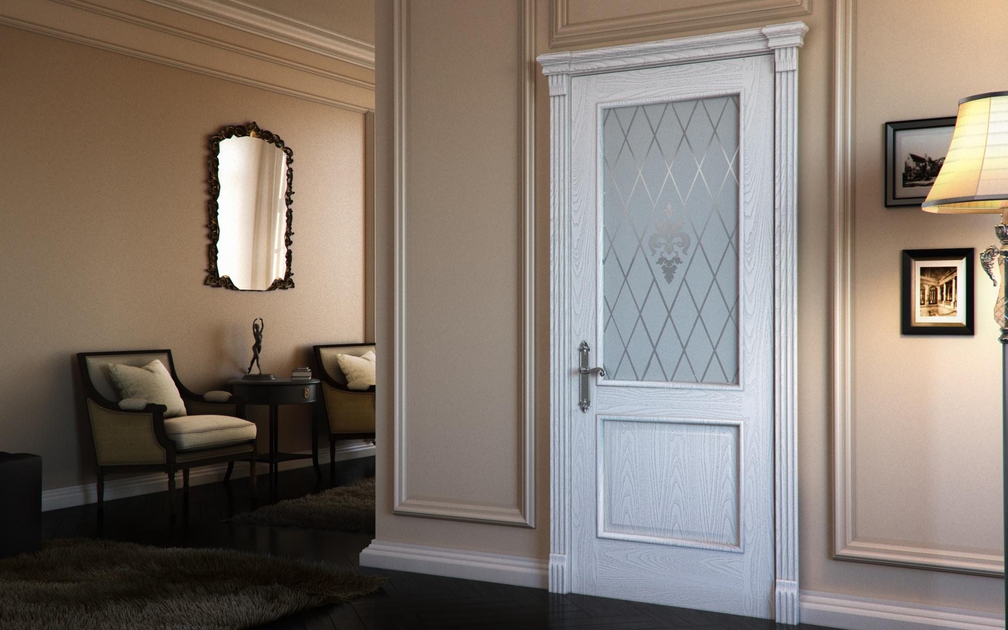 интерьер белые двери картинки обои если