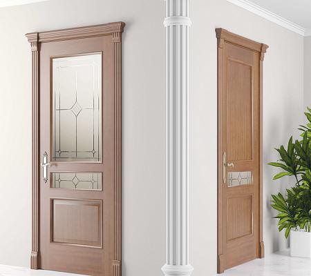 Как выбрать хорошие деревянные двери